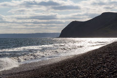 Eype Beach Dorset Stock Images