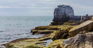 Eype i Dorset Royaltyfri Bild