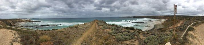 Eyre Peninsula at its best. Beach coastal beauty Royalty Free Stock Photo
