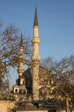Eyup Mosque Royalty Free Stock Photography