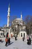 Eyup Mosque in Istanbul. Stock Photography