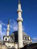 Eyup Sultan Mosque, Istanbul. Royalty Free Stock Photography
