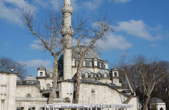 Eyup Sultan Mosque, Istanbul. Stock Photography
