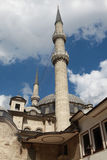 Eyup Sultan Mosque, Istanbul. Stock Photo
