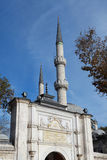 Eyup Sultan Mosque, Istanbul. Royalty Free Stock Photos