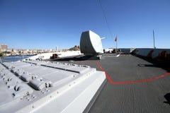 ` EZ du destroyer F-104 MENDEZ NUÃ Photos stock