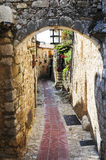 Eze in France Royalty Free Stock Image