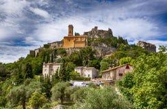 Eze France royalty free stock photos