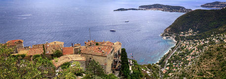 Eze France Royalty Free Stock Images