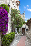 Eze France Royalty Free Stock Photos