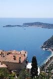 Eze Village Stock Photos