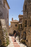 Eze-Village, France2 royalty free stock photography
