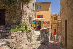 Eze-Village, France5 Royalty Free Stock Images