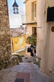 Eze Village, France Royalty Free Stock Images