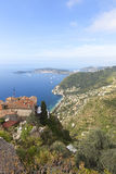 Eze village Royalty Free Stock Photography