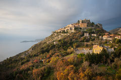 Free Eze Village In France Royalty Free Stock Photo - 22459405