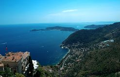 Eze1 Foto de Stock Royalty Free