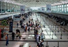 Ezeiza机场布宜诺斯艾利斯 免版税库存图片
