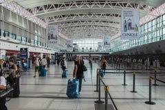 Ezeiza机场布宜诺斯艾利斯 免版税图库摄影