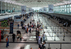 Ezeiza Airport Buenos Aires Royalty Free Stock Image