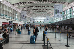 Ezeiza Airport Buenos Aires Royalty Free Stock Photography