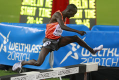 Ezekiel Kemboi Stock Photo