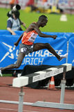 Ezekiel Kemboi Royalty Free Stock Photos