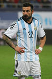 Ezequiel Lavezzi Stock Photography