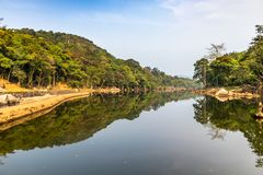 Ezhattumugham is a country village in the Ernakulam district of Kerala India. stock images