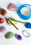 ezoteryczni kamienie Zdjęcie Royalty Free