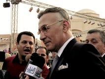 Ezzat Abu Ouf stockfotos