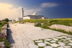 ezzitouna meczetu fotografia stock