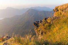Fá do qui do plutônio - Chiangrai Tailândia Imagens de Stock Royalty Free