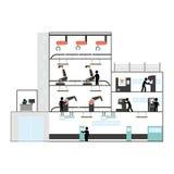 Fábrica libre illustration
