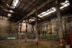 Fábrica abandonada Fotos de archivo