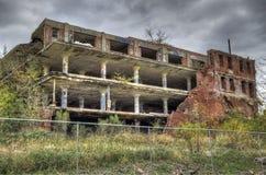 Fábrica abandonada Fotografía de archivo libre de regalías