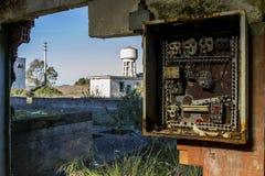 Fábrica abandonada Foto de Stock