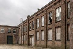 Fábrica abandonada Foto de archivo