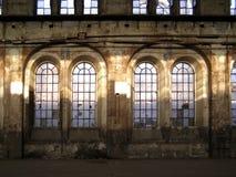 Fábrica abandonada Imagenes de archivo
