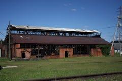 Fábrica abandonada foto de stock royalty free
