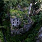 Fábrica abandonada & x28; Italy& x29; Foto de Stock Royalty Free
