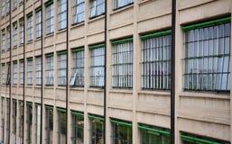 Fábrica anterior Turín de Autorización Fotografía de archivo libre de regalías