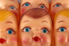Fábrica da boneca Fotos de Stock Royalty Free