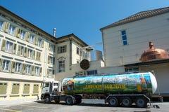 Fábrica da cerveja de Appenzeller Fotografia de Stock Royalty Free