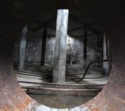 Fábrica de Djupavik Fotos de archivo libres de regalías