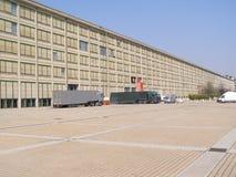 Fábrica de Fiat Lingotto, Torino, Turin Imagens de Stock Royalty Free