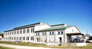 Fábrica de Footville Fotografía de archivo libre de regalías