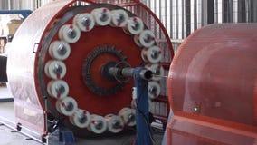 Fábrica de la producción del cable almacen de video