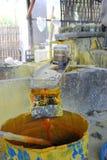 Fábrica de la sustancia química del fósforo Foto de archivo