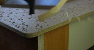Fábrica de los muebles Ajuste manual sobre los extremos, primer metrajes